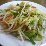 川岸屋 - 野菜炒め