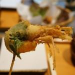 まり邑 - 海老しそ巻