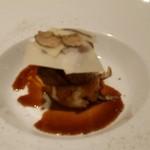 プリミ・バチ - 和牛フィレ肉とフォアグラのソテー