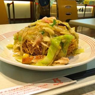 リンガーハット 南砂町ショッピングセンターSUNAMO店 - 2016  長崎皿うどん