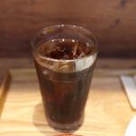 イタリアン アンド ワイン チャコール - アイスコーヒー☆