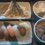 北の味紀行と地酒 北海道 後楽園メトロ・エム店 - よりどり膳(1480円)