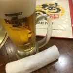 満月 - ビール