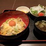 焼きとりや shin - 親子丼