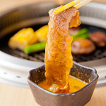 太田ホルモン - 料理写真:上州牛 焼すきやき
