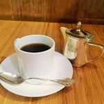 55811581 - 本日のコーヒー(キリマンジェロ)