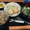 いちまん御膳 南の駅 食道 - 料理写真:アーサ汁定食