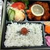 料理亭 - 料理写真:2016.09再訪問 鶏唐揚げ弁当(500円)
