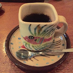 monpa - ホットコーヒー650円