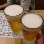 55820137 - 乾杯♪