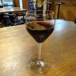 ワラカン - グラスワイン赤