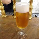 484cafe - 川越の「コエドビール」の伽羅~Kyara~