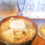 タケウチ - 具だくさん味噌汁