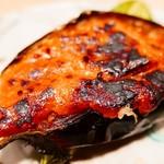 kasane - 【米なすの田楽】             田楽味噌のあま~い風味が安定の美味しさです。