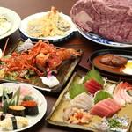 お魚とお肉の店 まーすけ -