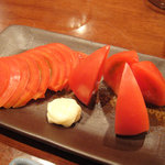 宇吉 - 冷やしトマト
