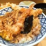 神田 天丼家 - 天丼中盛り600円