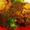 南インドの味 カレーリーフ - 料理写真:ビールが進む!スパイシーチキンメラグー