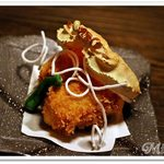 Tenkuunotsuki - ずわい蟹のクリームコロッケ