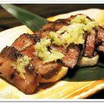 Tenkuunotsuki - 牛タン山芋ステーキ