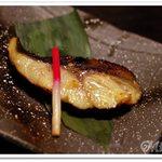 Tenkuunotsuki - 銀鱈の西京味噌漬け焼き