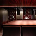 twelv. - メインのダイニングテーブルは最大10席