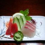 磯料理あらき - 料理写真:さしみ