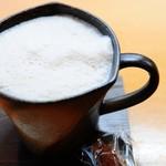 木楽 - 『コーヒー』カフェメニューだけでのご利用も大歓迎です。