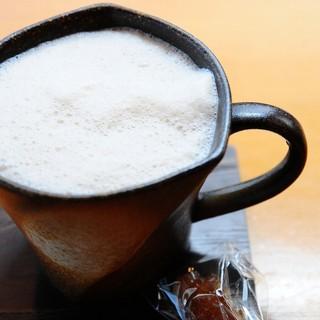 木楽 - ドリンク写真:『コーヒー』カフェメニューだけでのご利用も大歓迎です。
