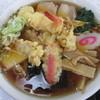 八千代食堂 - 料理写真:天ぷら中華700円!