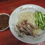 哈尓濱 - 料理写真:ジャージャー麺