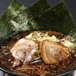 ラーメン口福 - 料理写真:黒福味噌