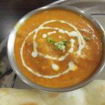ナマステインドネパール料理 - 野菜カレー