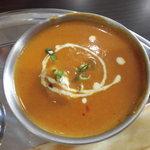 ナマステインドネパール料理 - チキンカレー