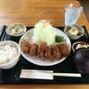とんかつ 3男坊 - 料理写真:三男坊定食 ¥1700