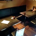 琉球和食 わらい場 - テーブル席(8名様まで可能)