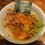 55850792 - スパイシーあぶら麺(並盛)