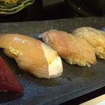 55851407 - 「鮨御膳」のお寿司