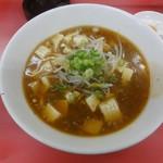 上海軒 - 料理写真:マーボ麺