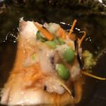 月ひめ - 太刀魚のあんかけ