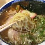 さかい軒 - 麺UP