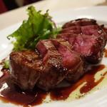 レアルタ - ☆【レアルタ】さん…肉厚な特選フィレ肉ステーキ(≧▽≦)/~♡☆