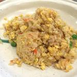 天鳳 - カニ炒飯  1,200