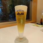 ボンシャンス - 生ビール(594円)