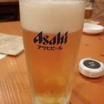 笑 - 生ビール