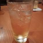 笑 - 梅酒ソーダ割