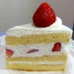 いちごの樹 - イチゴのショートケーキ♡