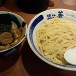 麺や葵 - つけ麺(830円)