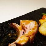 リストランテ サクラ - ~お肉~「スペイン産 仔豚のロースト オレンジソース」
