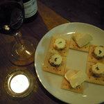 フリーバード - チーズ盛り合わせ♬